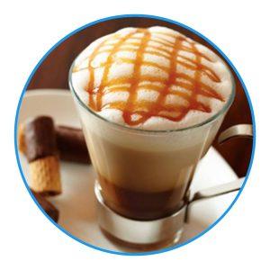 Caffé Caramel Macchiato
